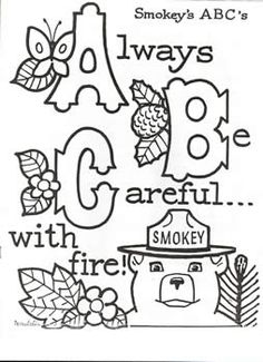317 best smokey bear images on pinterest childhood memories bear