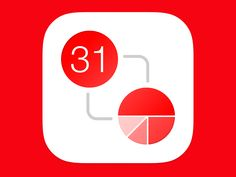 Calendar Audit App Icon by Adam Hayek