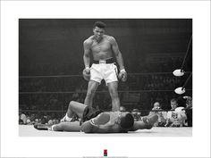 Muhammad Ali vs Liston  Taide