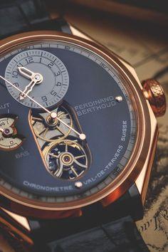Blissfully World — vividessentials  The Chronométrie Ferdinand... Mens  Watches Online 923a7c6666d13