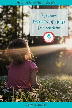 7 Proven Benefits of Yoga for Children