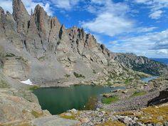 ProTrails | Glacier Gorge Trailhead: The Loch, Glass Lake and Sky Pond, Rocky Mountain National Park, Colorado