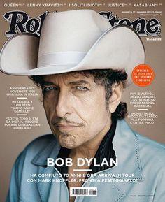 Rolling Stone Italia Nov 2011 Bob Dylan