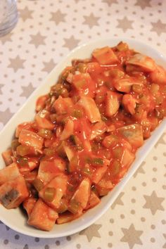Christmas Dishes, Christmas Appetizers, Christmas Time, Ratatouille, Us Foods, Bon Appetit, Fried Rice, Food And Drink, Menu