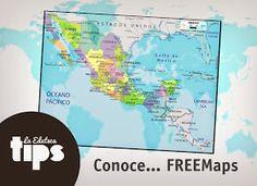 #EDUTips | Freemaps