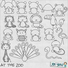 wild cute animals