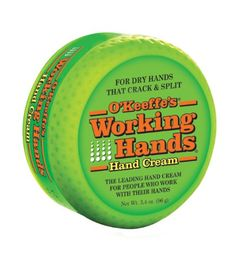 O'Keeffe's Working Hands hand cream is designed to effectively relieve dry hands that crack and split. 1 x O'Keeffe's Working Hands Hand Cream Dry Cracked Hands, Dry Hands, Cracked Skin, Soft Hands, Skin Tips, Skin Care Tips, Stocking Stuffers For Men, Working Hands, Foot Cream