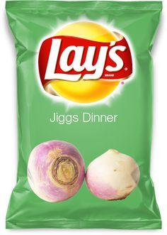 Jiggs Dinner