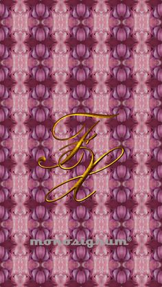 @monosignum is proudly to #present your #FX_04 #monogram as a #wallpaper for your #iPHONE #5 for #free