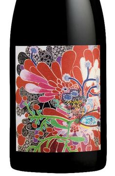 2011 Eric Kent Sonoma Coast Pinot Noir - In Photos: The Coolest Wine Labels For 2015 - Forbes