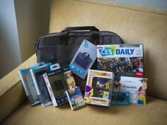 Crave giveaway: CES swag bag extraordinaire, part 1 - http://quickqualitypost.space/crave-giveaway-ces-swag-bag-extraordinaire-part-1/