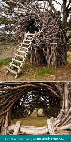 Funny pictures about Nest bed. Oh, and cool pics about Nest bed. Also, Nest bed. Pergola, The Meta Picture, Cool Tree Houses, Diy Tree House, Adult Tree House, Pallet Tree Houses, Simple Tree House, Tree House Designs, Play Houses