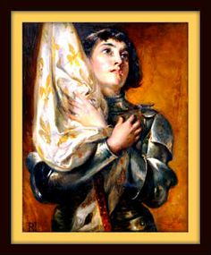 Our Lady of Mount Carmel           Little Flowers Girls' Club: Obedience ~ St. Joan of Arc