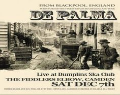 Dumplins Ska Club returns to the Fiddlers for another night of great LIVE MUSIC.      http://guestlist.net/competition/5522/win-2-tickets-to-dumplins-ska-club-skadekat-and-de-palma-live/