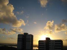 o sol está de volta  __  Aracaju, by alf