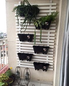 Mine projeto jardim vertical! Realizado com sucesso!  by odybecker http://ift.tt/1WCHxZQ