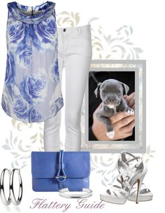 """Melissa"" by flattery-guide ❤ liked on Polyvore"