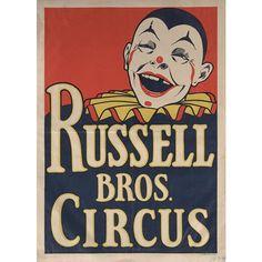 Russell Bros.: Clown