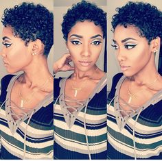 Curly pixie IG: Talaylayyy