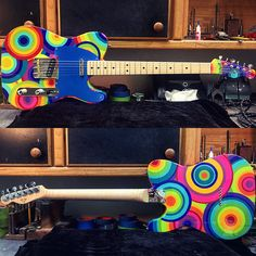 Here is a closer look at the Spectral Tele for #teletuesday. With artwork by Madison Roy @indigomadness Thanks Madison!