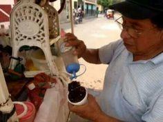 Preparando minutas. El Salvador.