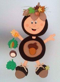 The post Fensterbild – Kastanie – Herbst- Dekoration – Tonkarton! appeared first on Dekoration. Pinecone Crafts Kids, Autumn Crafts, Autumn Art, Holiday Crafts, Diy And Crafts, Crafts For Kids, Arts And Crafts, 3d Paper Crafts, Craft Stick Crafts