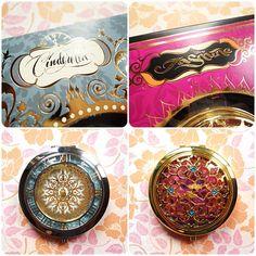 Sephora Disney Collection Compact Mirror - Cinderella & Jasmine