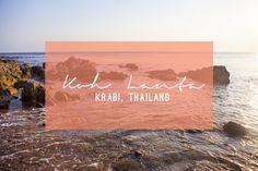 Thailand | Koh Lanta