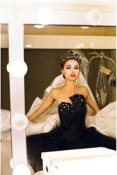 Black Swan ---  Mental disease is very sad..... :(