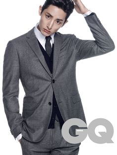 Lee Soo Hyuk Is A Dandy Eye Candy For GQ & Vogue | Couch Kimchi