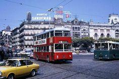 A extraordinária cidade do Porto dos anos 50 e 60 em imagens Douro, Public Transport, Cape Town, Transportation, World, City, Vehicles, Salvador, Vintage