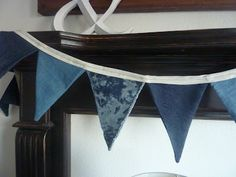 Bunting Template and tutorial