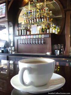 Cafe Mox in Ballard is one of the best coffee shops in Seattle.