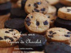極サクホロ*チョコチップクッキーの画像