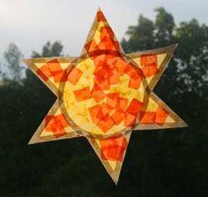sun catcher craft