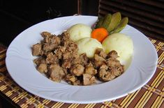 Hungarian Recipes, Hungarian Food, Lunch, Beef, Meat, Hungarian Cuisine, Eat Lunch, Ox, Ground Beef