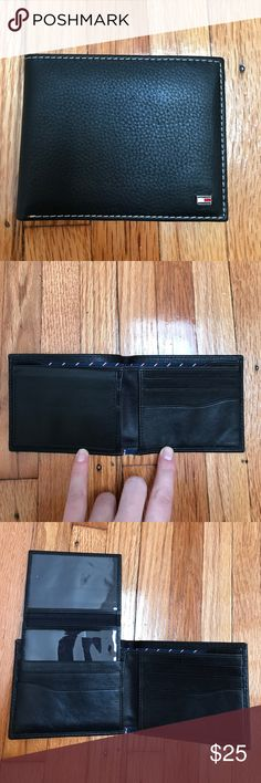 NWOT TOMMY HILFIGER BLK DBL BILLFOLD W/ CARDCASE NWOT TOMMY HILFIGER BLACK DOUBLE BILLFOLD W/ REMOVABLE CARDCASE Color: Black  Comes from pet free/smoke free environment. Check out my other items! ✨Bundle to save ✨ 21 Tommy Hilfiger Bags Wallets