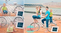 Adorable Family Photo Shoot | Photo Session Ideas | Props | Prop | Child Photography | Pose Idea | Poses | Outdoor | Summer | Beach