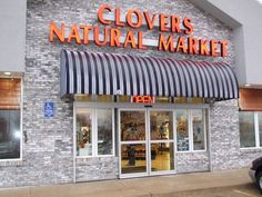 Clovers Natural Market-Columbia, MO...I have explored many natural food stores & nothing compares to the aromatic delicious-ness you get when in this place...little bits of heaven:)