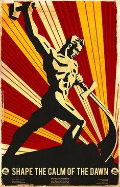 retro posters - Google Search