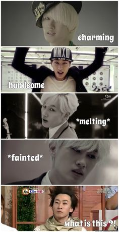 This oppa is always perfect ~ | allkpop Meme Center