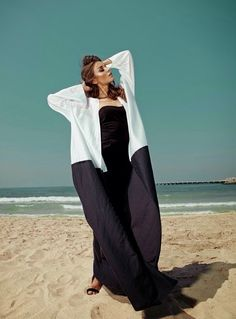 Haal Inc. Fall 2014 collection abaya