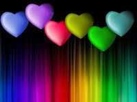 Many colors of love