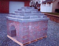 A dog castle made with VERSA-LOK!