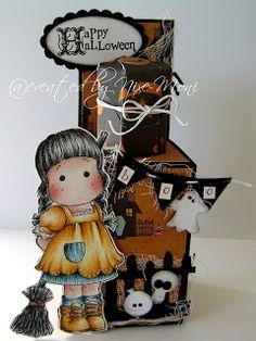 Nixe-Moni : SEME ... Yummy Halloween Holder