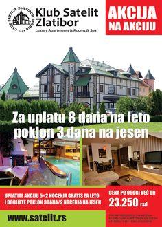www.satelit.rs #popusti #promocije #zlatibor #satelitzlatibor #letovanje #leto2016 #pokloni #poklon #leto #more #spa