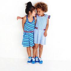 Best friends in @mimpiworld's Royal Blue #ss17 #kidscollection. www.mim-pi.com