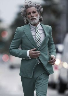 Aiden Shaw in Gucci