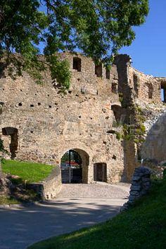 Haapsalu castle, Estonia