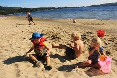 Mountain Family Meets Ocean on the Sunshine Coast:  Camping across British Columbia